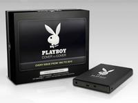 Коллекционный жёсткий диск от Playboy