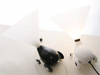 Лампочки светильники на колёсиках