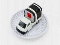 Суши на грузовиках