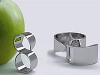 Компактный нож для чистки овощей и фруктов