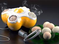 Электрическая яйцеварка
