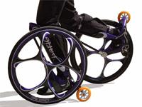 Колесницы для каждой ноги
