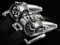 HM4 Thunderbolt двойные часы от MB&F