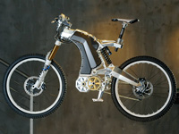 M55 Beast гибридный велосипед из Венгрии