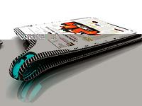 Электронная Бесконечная книга для любителей полистать странички