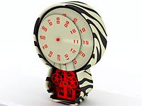 Новое воплощение механических часов