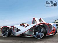 Экологичный концепт кар Toyota MOB