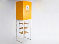 Мебельная креативная конструкция