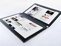 Acer Iconia ноутбук с двумя сенсорными экранами
