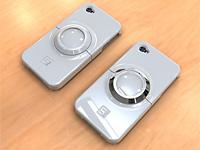 Чехол для iphone в виде фотоаппарата