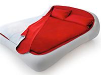Самозаправляющаяся кровать