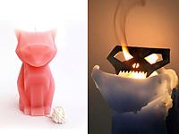 Невинные свечи превращаются в монстров