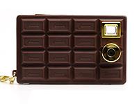 Цифровой фотоаппарат шоколадка
