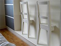 Спинка стула для одежды