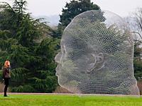 Современные скульптуры Великобритании