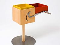 Мебельная фантазия с откидной крышкой