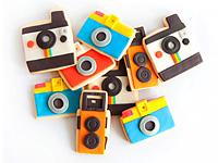 Фотоаппаратное печенье