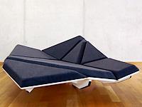Неожиданно гибкий диван Cay Sofa