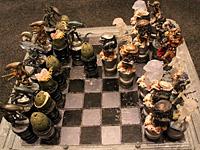 Фантастика проявилась в шахматах