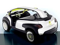 Интересное транспортное средство Citroën Lacoste