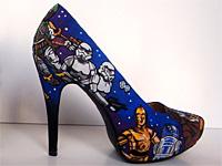 Интересное про туфли