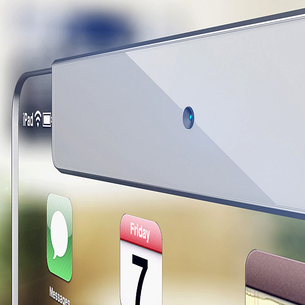 Концепт нового iPad фото