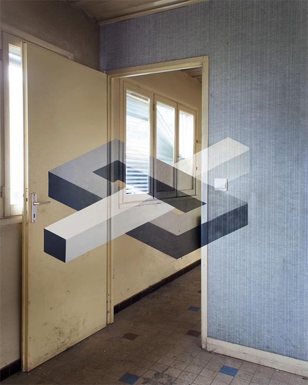 оптическая иллюзия фото