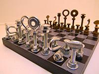 Дизайн шахматных фигур