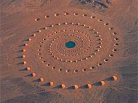 символы на песке фото
