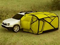 Туристическая конструкция палатки