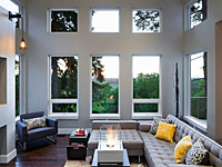 Комнаты с окнами