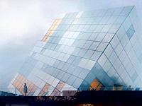 Инетерсная кубическая архитектура