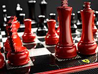 Шахматный набор Ferrari