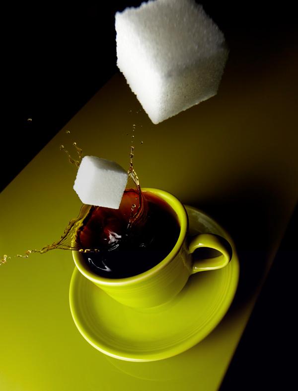 чай с сахаром фото