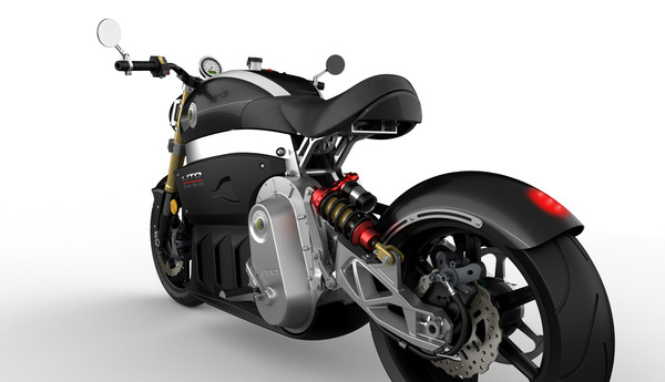 Экологический мотоцикл SORA